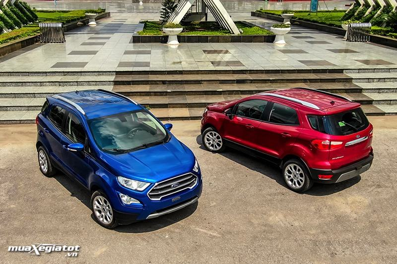 ra mat ford ecosport 2020 2021 muaxegiatot vn - 5 mẫu xe 5 chỗ gầm cao giá rẻ được khách hàng yêu thích nhất 2021