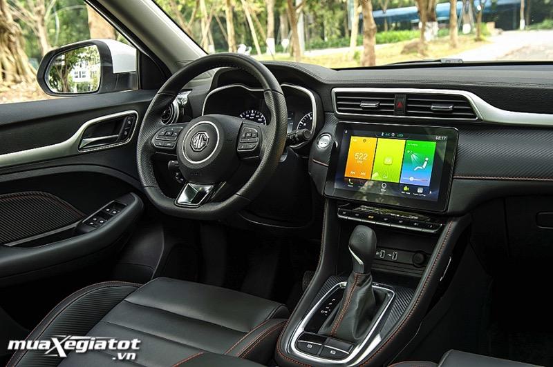 thiet ke noi that xe MG ZS 2021 Muaxegiatot vn - 5 mẫu xe 5 chỗ gầm cao giá rẻ được khách hàng yêu thích nhất 2021