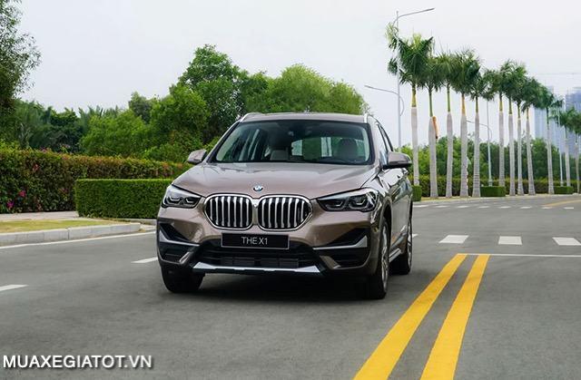 van hanh bmw x1 2020 2021 muaxegiatot vn - Gợi ý 5 mẫu xe 5 chỗ gầm cao hạng sang đáng mua nhất 2021