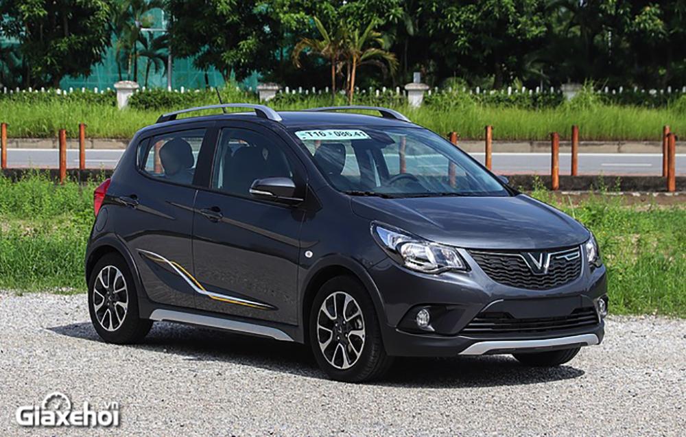 vinfast fadil 2022 giaxehoi vn - 5 mẫu xe hạng A có mức tiêu thụ nhiên liệu tiết kiệm nhất hiện nay