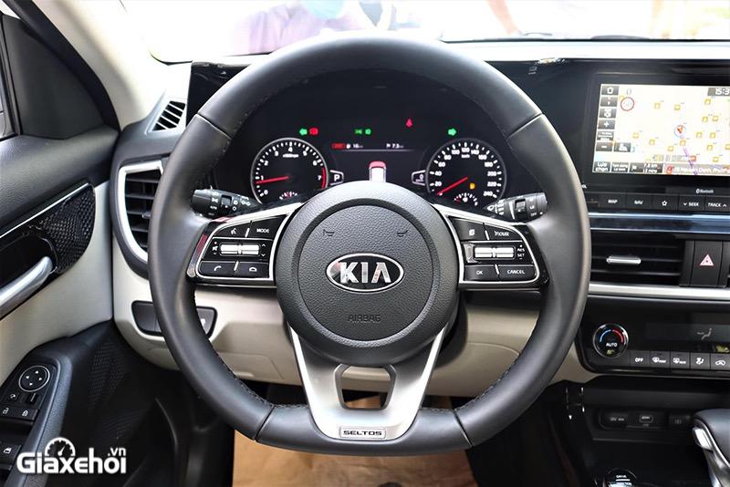 vo lang xe kia seltos 16 premium 2021 2022 giaxehoi vn - So sánh các phiên bản Kia Seltos 2022? Nên chọn mua bản nào tốt nhất?