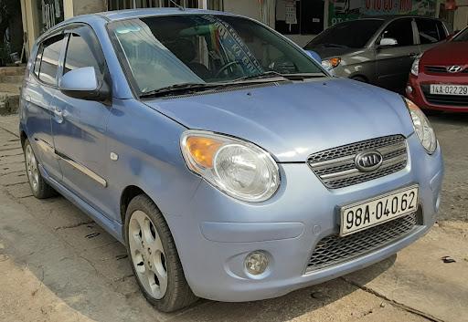 Kia Morning 2008 - 7 mẫu xe cũ giá chỉ 200 triệu đồng đáng mua nhất 2021