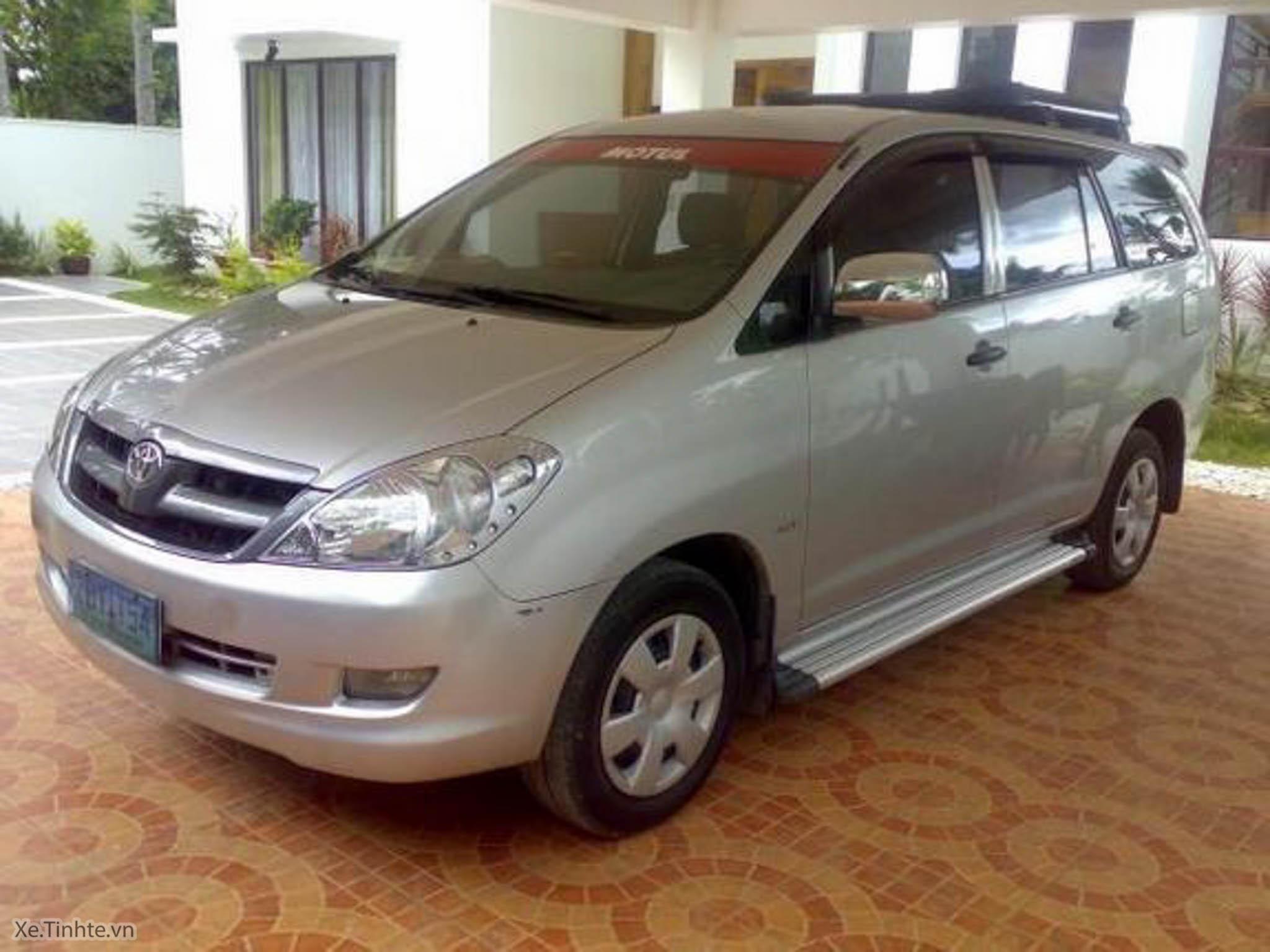 Toyota Innova 2006 2007  - 7 mẫu xe cũ giá chỉ 200 triệu đồng đáng mua nhất 2021