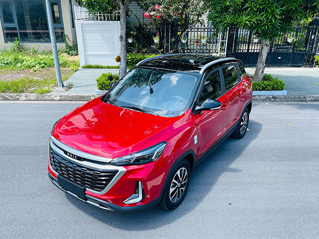 dau xe beijing x3 2022 muaxegiatot vn - Chi tiết xe Trung Quốc BEIJING X3: Mẫu SUV hạng B cạnh tranh Kia Seltos, Hyundai Kona
