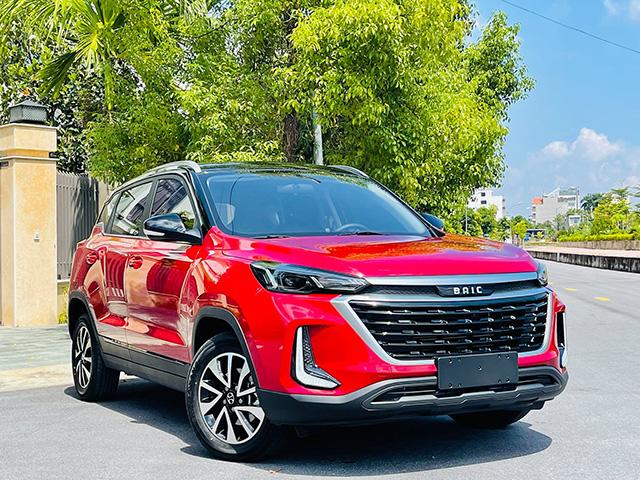 gia xe beijing x3 2022 muaxegiatot vn - Chi tiết xe Trung Quốc BEIJING X3: Mẫu SUV hạng B cạnh tranh Kia Seltos, Hyundai Kona