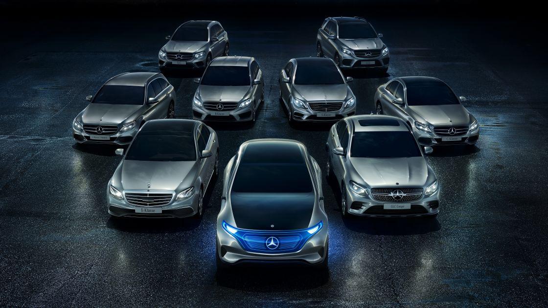 gia xe oto dien mercedes muaxegiatot vn - 3 mẫu xe điện Mercedes sắp bán - Mở ra kỷ nguyên xe điện hạng sang tại Việt Nam