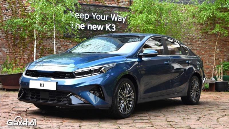 gia xe oto kia k3 2022 muaxegiatot vn - So sánh Kia K3 và Mazda 3: Đâu là sự lựa chọn tốt?