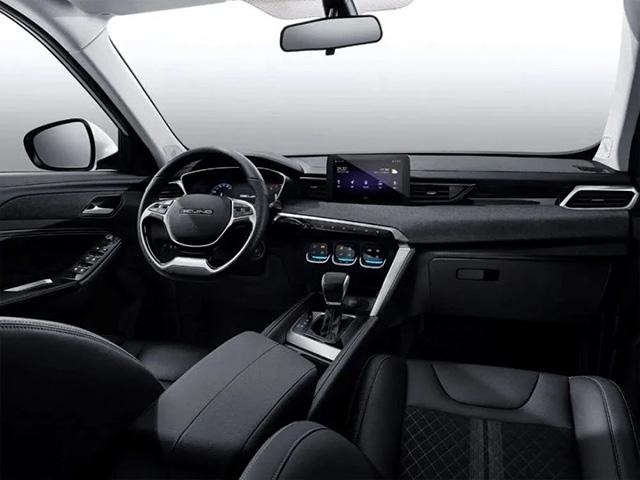 noi that xe beijing x3 2022 muaxegiatot vn - Chi tiết xe Trung Quốc BEIJING X3: Mẫu SUV hạng B cạnh tranh Kia Seltos, Hyundai Kona